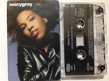 MACY GRAY Audio Cassette Single 1999 I TRY **Free UK Postage**