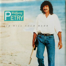 """7"""" 1994 RARE MINT- ! WOLFGANG PETRY : Ich will noch mehr"""