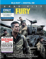 Fury (Blu-ray Disc, Includes Digital Copy; Ultraviolet; Only @ Best Buy)