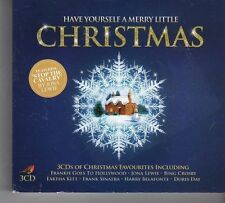(FD489) Have Yourself A Merry Little Christmas, 60 tracks various artists - 2013