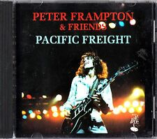 PETER FRAMPTON On Guitar & Friends- Pacific Freight CD (1995) Nanette Workman...