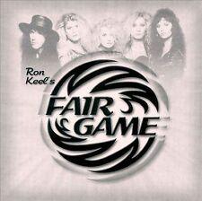 Beauty & The Beast, Fair Game, Keel, Ron, Very Good