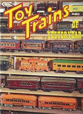 TOY TRAINS of 1900 to 1939 (Lionel, American Flyer, Ives, Bing, Howard, Knapp +)