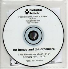 (AB90) Mr Bones & The Dreamers, Are These... - DJ CD