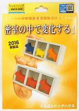 Tenyo Japan 116623(E) MYSTERY DOGHOUSE (Magic Trick)
