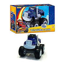 Blaze and the Monster Machines Vehicles Diecast Toy Racer Car Truck Crusher New