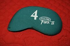 CASTLE BAY Neoprene Golf Club Head Cover HEADCOVER SOCK #4 Iron