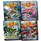 Sea Quest Series Collection Adam Blade 4 Books Set (5 to 8) Pack Shredder NEW PB