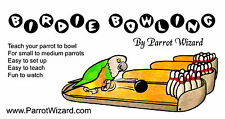 Birdie Bowling - Parrot Bowling Trick Training Prop Toy With Free Shipping