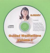 Le sessioni di meditazione guidata su CD x5 relax stress sollievo Relax Meditazione Zen