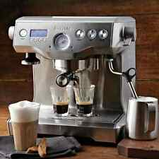 BREVILLE BES900 Coffee Machine + 500g Golden Crema Platinum Coffee