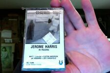 Jerome Harris- In Passing- new/sealed cassette tape