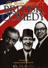Golden Years of British Comedy (2007, DVD NEUF)