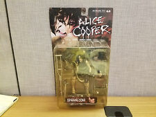 McFarlane Toys Alice Cooper Action figure, Brand New!