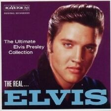 ELVIS PRESLEY - THE REAL ELVIS 3 CD THE ULTIMATE COLLECTION NEU