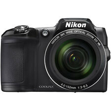 Nikon - COOLPIX L840 16MP 38x Opt Zoom Digital Camera (Black)