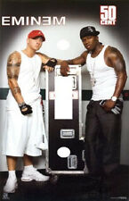 EMINEM & 50 CENT LIGHT SWITCH PLATE COVER
