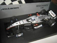 1:18 mclaren mercedes mp4/19 D. coulthard 2004 Minichamps 530041805 OVP New