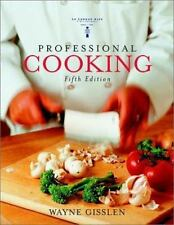 Professional Cooking, College (With CD-ROM) by Gisslen, Wayne