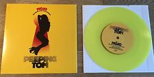 "PEEPING TOM (Ipecac) - Mojo 7"" LIMITED YELLOW VINYL Mike Patton Faith No More"