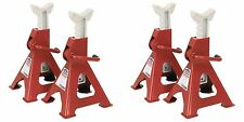 Sealey Axle Stands Ratchet Type 4 Piece 3tonne Capacity Per Stand 2 Pair VS2003