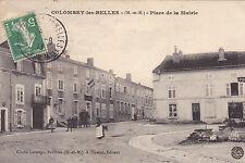 Carte Postale Ancienne  Colombey les Belles