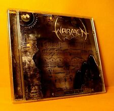 CD Warmen Unknown Soldier 11 TR 2000 Power Prog Heavy Metal