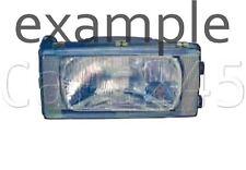 Volvo 740 1982-1992 Headlight Lens Glass LEFT LH
