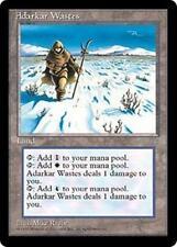 ADARKAR WASTES Ice Age MTG Land RARE