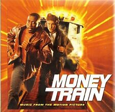 Money Train (1995) Shaggy, Skee-Lo, 112, Luther Vandros.. [CD]