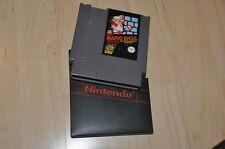 Nintendo NES Spiel Modul - Super Mario Bros. mit Schutzhülle