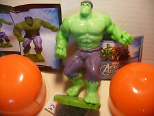 KINDER MAXI Surprise 2014 MARVEL AVENGERS Figurine HULK complete