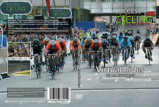 Virtual Rides Race Success Turbo Training DVD for Indoor Cycling