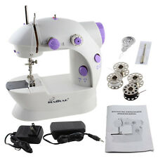 Mini Electric Portable Desktop Sewing Machine Hand Held Household