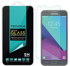 TechFilm Tempered Glass Screen Protector Saver For Samsung Galaxy J3 Emerge