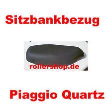 Sitzbank-Bezug für Piaggio Quartz ohne Griffschalen