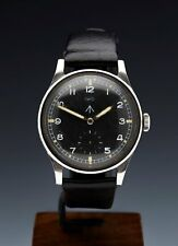 IWC MARK X MILITARY STAINLESS STEEL WATCH - COM022