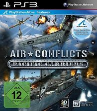 Sony PS3 Playstation 3 Spiel ***** Air Conflicts 2 Pacific Carriers *****NEU*NEW
