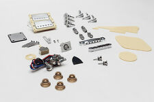 Kit Completo Hardware Guitarra Les Paul - Full Chrome Hardware Set LP Guitar