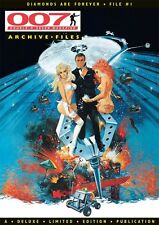 007 MAGAZINE ARCHIVE FILES - Diamonds Are Forever File #1 - MINTAND UNREAD