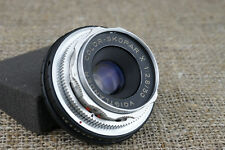 Voigtlander Color Skopar 50mm Lens FOR Micro 4/3 Mount Olympus PEN E P 2 3 5 PL