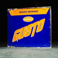 Gusto - Di discoteca Revenge - musica cd EP