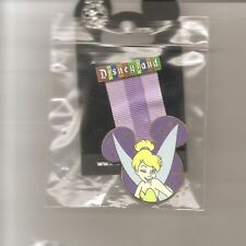 Hard 2 Find DLR - Tinker Bell - Medal w/ Ribbon Pin