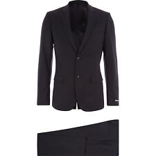 BNWT DKNY MENS BLACK SUIT - DONNA KARAN NEW YORK - 42 CHEST 36 WAIST -  RRP £495