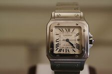 Men's Cartier Santos Galbee 2319 Wristwatch Automatic Water Resistant Watch