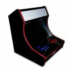 Bartop Arcade Kit Bundle, Quick Assembly Cam Lock, Plexi Glass,2 Player USA