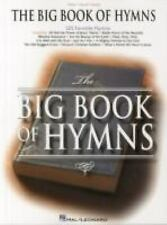 THE BIG BOOK OF HYMNS-125 FAVORITE HYMNS-PIANO-VOCAL-GUITAR-HAL-LEONARD