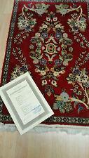 Ein wunderschöner  Orientteppich Teppich 94 cm. x 60 cm.