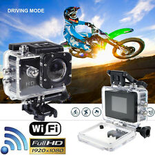 Mini SJ4000 Waterproof Sports DV DVR 1080P HD Video Action Camera Camcorder NEW