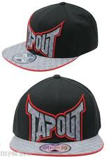"Mens TapouT ""DON'T TREAD ON ME"" UFC MMA Hat Cap NEW Snap Cap OSFA baseball cap"